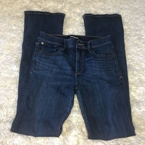 💛 express bootcut Jeans dark wash